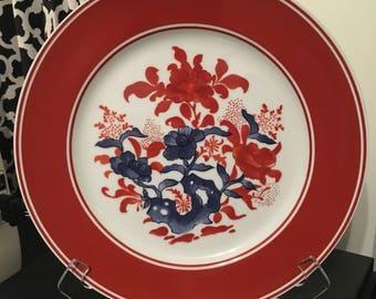 Nara decorative plate by Seymour Mann
