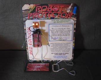Robot Protector Kit - RED