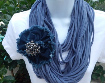 Scarf,Jersey-cotton scarves