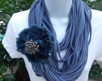 Scarf,Jersey-cotton scarves