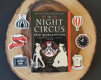 Le Cirque des Reves Magnetic Bookmark Set