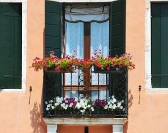 Italian Balcony #1