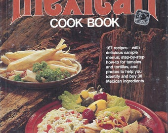 Better Homes and Gardens: Mexican Cook Book (Hardcover)