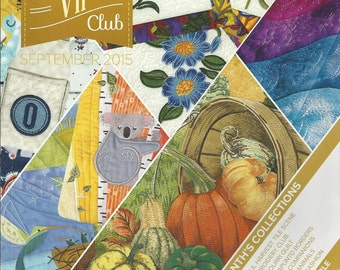 Anita Goodesign, All Access - September 2015 Issue, Machine Embroidery Designs, All Access Sept 2015