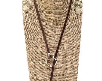 T-Bar Necklace *