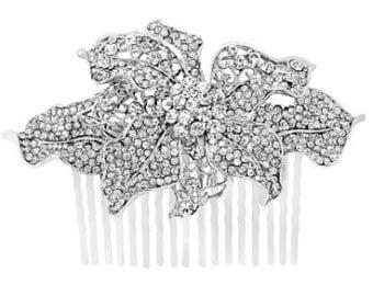 GENEVA - Wedding Bridal Hair Comb