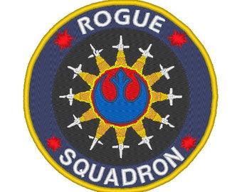 Mini Star Wars Rogue Squadron Patch