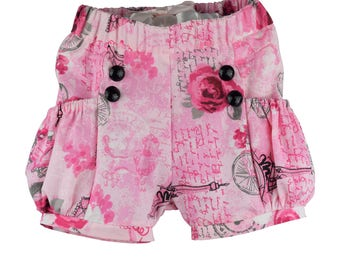 Girls Bell shorts