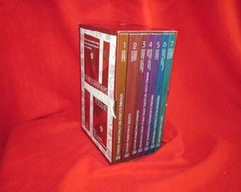 "Set of Seven Volumes ""Ethnographers Toolkit"" by J. Schensul & M. LeCompte"