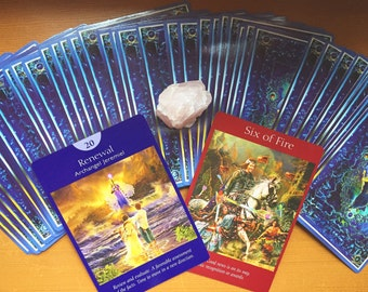 Finding Love - Psychic Reading - Tarot Reading - Oracle Card Reading via E-Mail