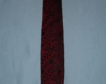 Authentic vintage Emilio Pucci tie ! Silk !