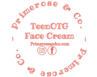 TeenOTG - Face Cream