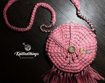 Bag- Knitted bag