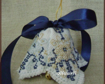 Gingle bells,Angel,Christmas ornament,Сhristmas ornaments handmade, Christmas tree, Christmas decoration