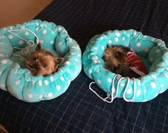 Adjustable soft nest