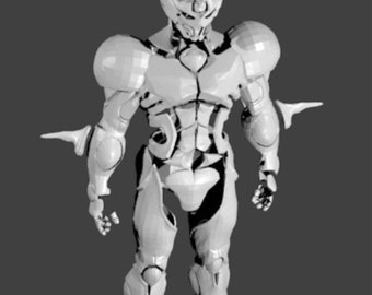 Guyver armo suit templates for EVA Foam build