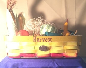 Harvest Baket
