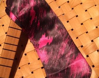 Pretty in Pink Necktie