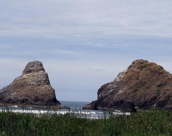 Boulders, OR - PRINT