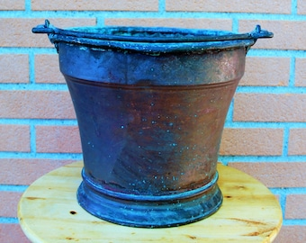 Italian antique copper