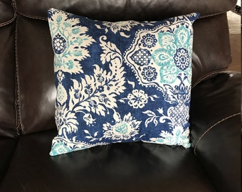 Throw Pillow Cover       Made in the U.S.A