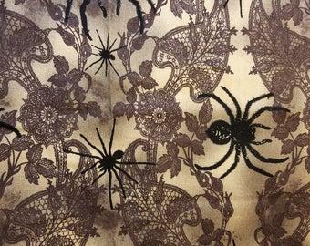 Custom Spider Pad