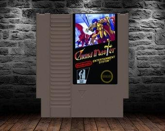 Grand Master - English Translation - Epic RPG Adventure Awaits - NES