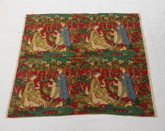 Madieval French  Tapestry (265)