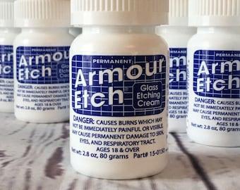 Armour Etch Glass Etching Cream 2.8 oz.