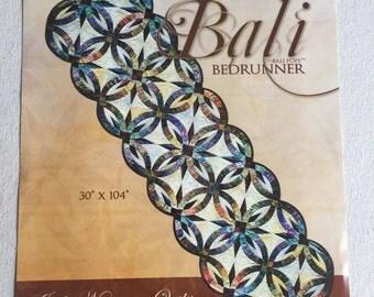 Bali Bedrunner by Judy Niemeyer Foundation Paper Piecing