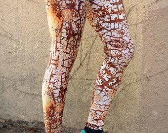 Leggings - Rusty