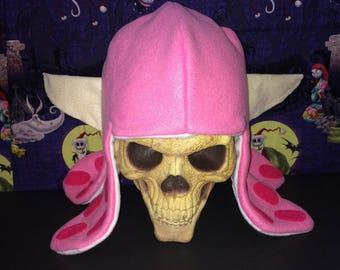 Squid Inspired Inkling Splatoon 2 Hat New!!!