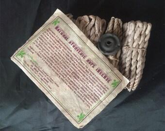 Handmade Natural Ayurvedic Nepalese Rope Incense
