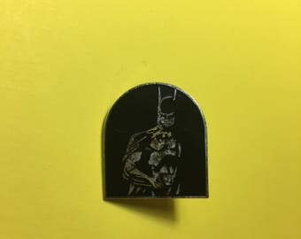 Batman 1989 promotional Lapel Pin