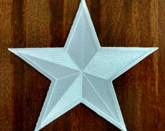 Captain America Style Embroidered Star for First Avenger costume