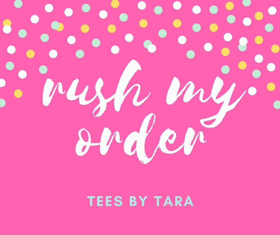 Coupon for rush order tees