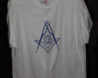 Freemason Masonic Logo Custom Made NovelTee by vaporpodd.com