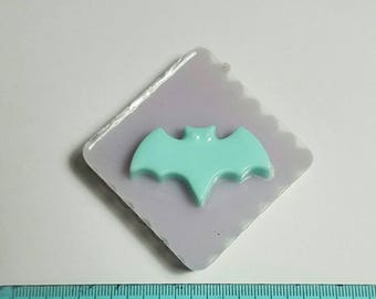 Flexible silicone mold bat!