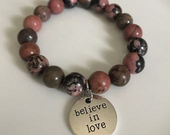 Believe in Love Energy Bracelet