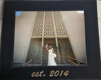 Picture Frame: Custom Text