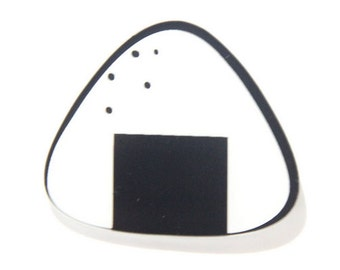 Onigiri patch - lapel pin