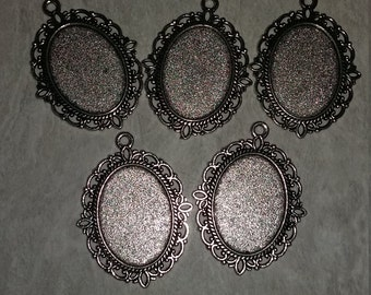 Cameo Silver cf. from 5 PCs