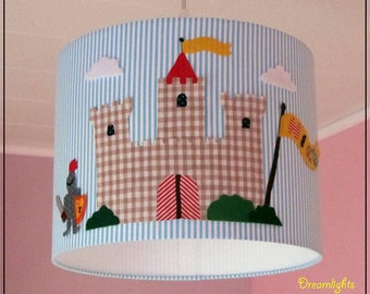 """Lampshade """"Large Castle"""""""