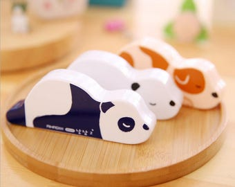 Random Pick Cute Animal  Correction Tape