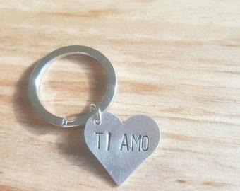 Keychain ' I Love You '
