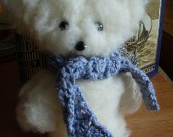 Teddy Bear, Stuffed Toy, Stuffed teddy bear, Handmade toy, Handmade bemal, Stuffed bear, Soft handmade toy