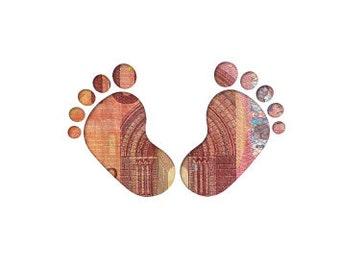 Theme tag birth (toes)