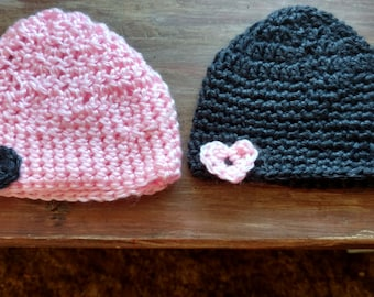 Hats for twins