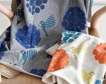 Echino French terry knit - JOY Japanese Fabric (50cm)