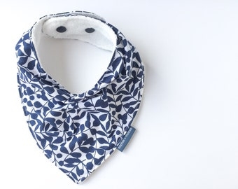 Bandana bib, Dribble bib, Baby bib, Teething bib – Night Branches